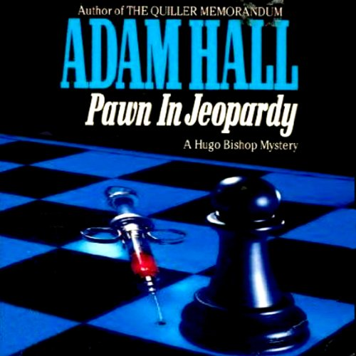 Pawn in Jeopardy audiobook cover art