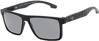 d043ac298 Óculos Mormaii Banks Preto Fosco Haste Cinza/Lente Cinza M0050ACL09