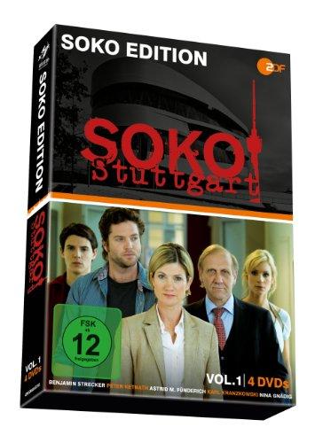 Vol. 1 (4 DVDs)