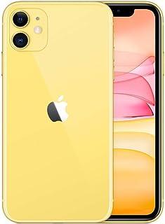 Apple iPhone 11 128GB - Yellow (Renewed)