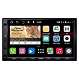ATOTO S8 Gen2 Standard S8G2A74SD 7inch Double-DIN Android Car in-Dash Navigation, USB Tethering, Dual Bluetooth, HD Rearview with LRV, Phone Link (Android Auto & CarPlay), IPS Display, SCVC and More
