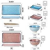 Zoom IMG-1 vancasso macaron set di sushi