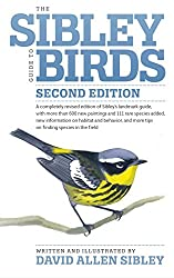 Book: The Sibley Guide to Birds, 2nd Edition