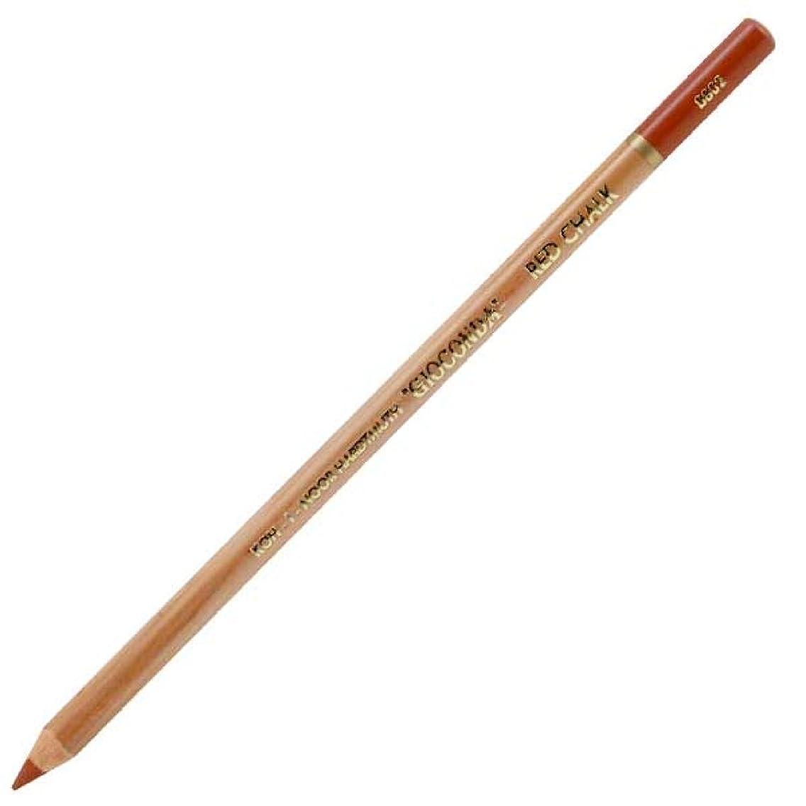 Koh-I-Noor Gioconda Artist's Pencils chalk red