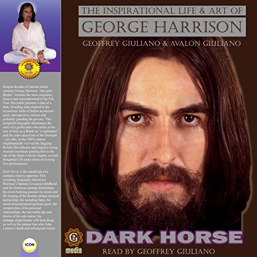 Dark Horse audiobook cover art
