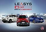 Iscrizione Abbonamento Leasys CarCloud Metropolis 500X, 500L,...