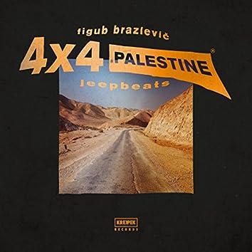 4x4 Palestine Jeep Beats