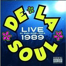 Live at the Chestnut Cabaret-Philadelphia 1989