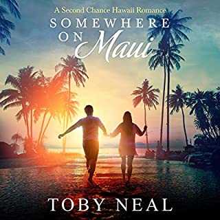 Somewhere on Maui audiobook cover art