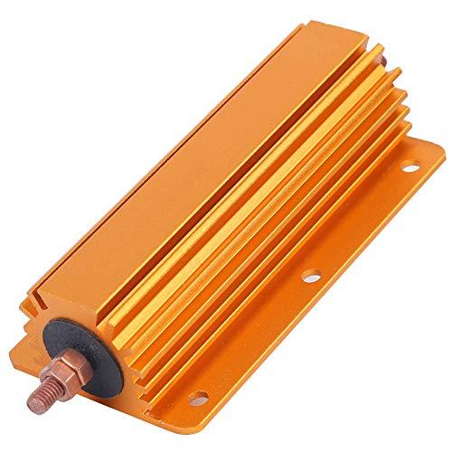 Effektmotstånd Aluminiummotstånd Högeffektsmotstånd Aluminiumhölje Professionell Industriell Elektricitetstillförsel Lastmotstånd Adaptrar