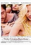 Vicky Cristina Barcelona-Film Poster 27 x 40-69 cm x 102