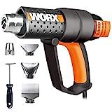WORX WX041 - Decapador/Pistola de calor 2000W