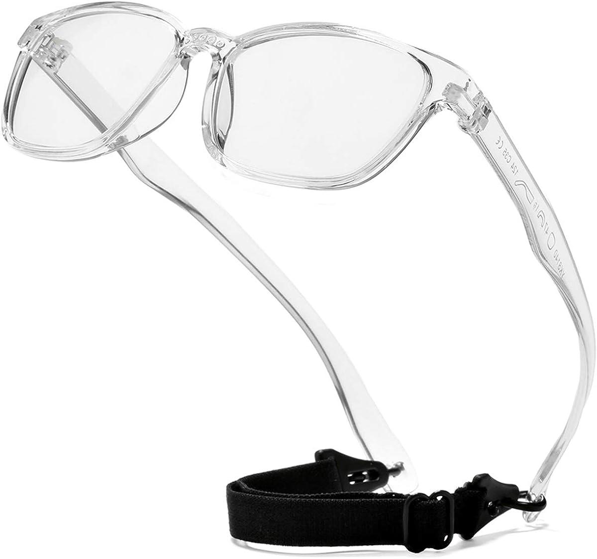 SeeBand Sale special price discount Kids Blue Light Blocking Rubber Glasses Flexible Ne TPEE