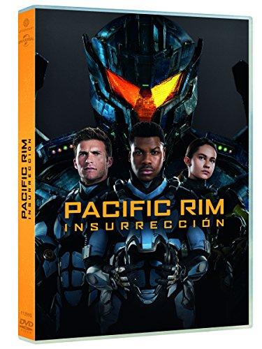 Pacific Rim: Insurrección [DVD]