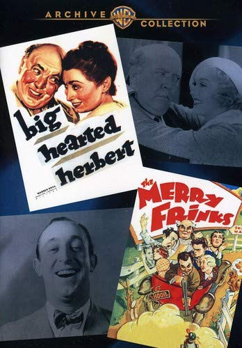 Wac Double Features: Big Hearted Herbert/Merry Fri (2 Dvd) [Edizione: Stati Uniti] [Reino Unido]