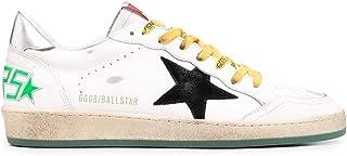 Golden Goose Luxury Fashion Uomo GMF00117F00063410349 Bianco Pelle Sneakers | Stagione Permanente