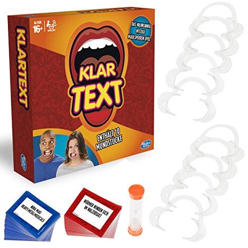 Hasbro Gaming E1917100 - Fuori dai denti (età 8+), [Versione Tedesca]