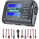 Best Lipo Chargers - HTRC LiPo Charger Dual RC Charger 1-6S Balance Review