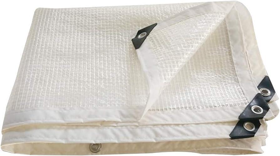 YINUO Bache bache bache rembourrée crème solaire bache camion pare-brise tissu tissu en plastique imperméable crêpe extérieur (Taille   1.8x9.8m)
