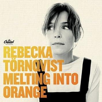 Melting Into Orange