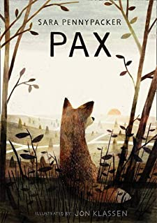 Pax by Sara Pennypacker (2017-03-09)