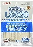 サンライズ ゴン太の歯磨き専用ガム SSサイズ L8020乳酸菌入り 150g