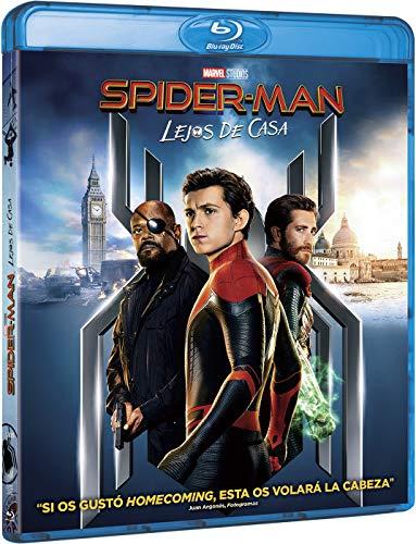 Spider-Man: Lejos de casa (BD) [Blu-ray] (Blu-ray)