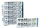 Ryukakusan Herbal Drops -120 max, Mint Flavor 1.55oz/44g/ 11 Drops x 5 Pack