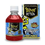 Stinger Detox Whole Body Cleanser 1 Hour Extra Strength Drink – Fruit Punch – 8 FL OZ