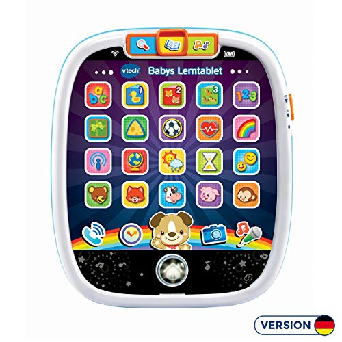 Vtech 80-602904 baby's leertablet, meerkleurig
