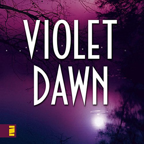 Violet Dawn audiobook cover art