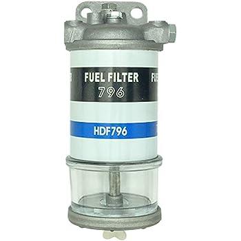Amazon.com: 1692890M91 Compatible with Massey Ferguson Fuel Filter Assy  230, 235, 245, 1085, 255, 265,: Garden & OutdoorAmazon.com