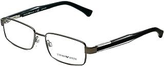 b97179da190 Emporio Armani EA 1002 Eyeglasses 53-16-140 Matte Gunmetal 3003 EA1002