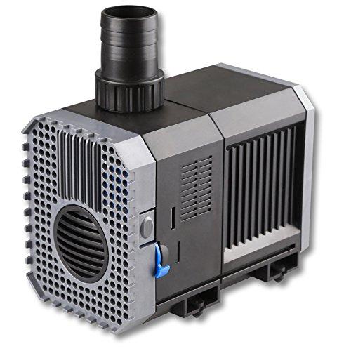 SunSun CHJ-6000 ECO Teichpumpe 6000l/h mit nur 100W