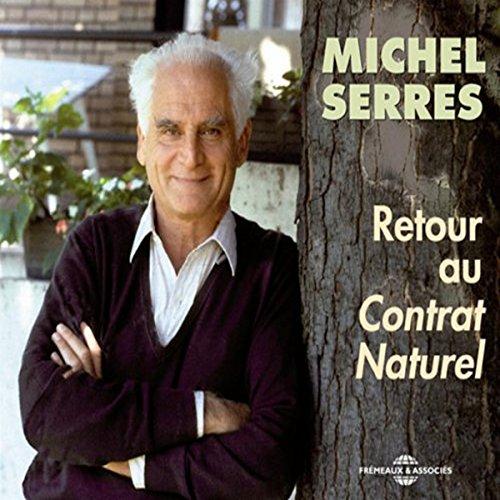 Diseño de la portada del título Retour au Contrat Naturel