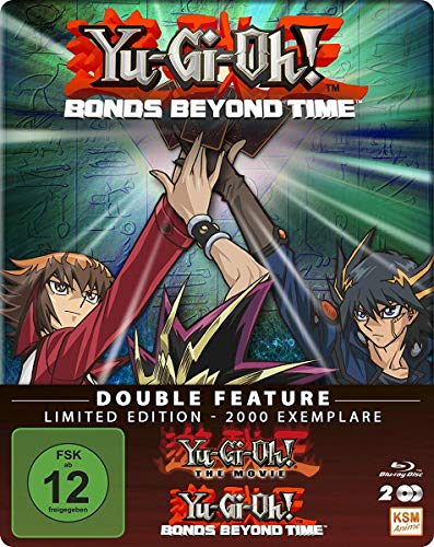 Yu-Gi-Oh! Movie Collection - Der Film + Bonds Beyond Time - Limited Edition [Blu-ray]
