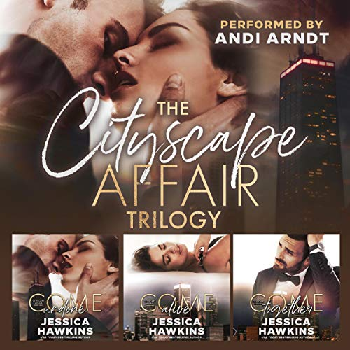 Cityscape Affair Series: The Complete Box Set Audiobook By Jessica Hawkins cover art