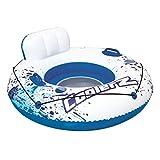 [page_title]-Bestway 43108EU-03 - Schwimmringsessel Luxury Lounge, 119 cm