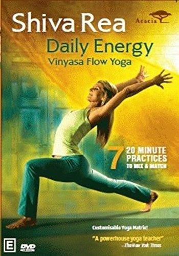 Shiva Rea: Vinyasa Flow Yoga