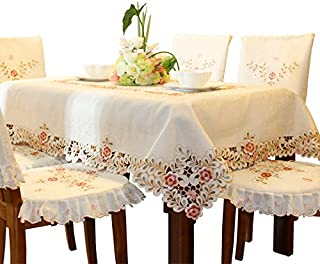 small oval tablecloth