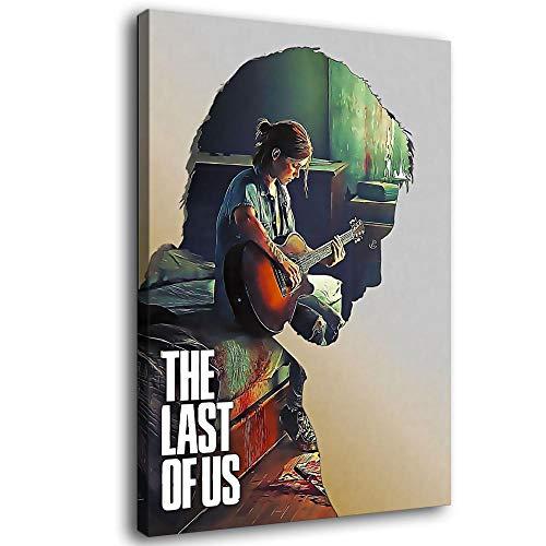 Póster de The Last of Us de Yzy Game Póster de The Last of
