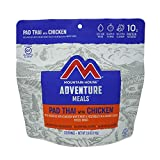 Mountain House Pad Thai with Chicken | Freeze Dried Backpacking & Camping Food |2 Servings | Gluten-Free