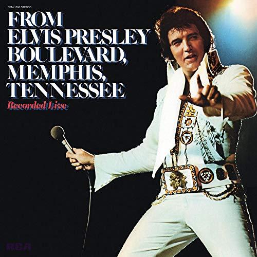 From Elvis Presley Boulevard Memphis Tennesee (Coloured Vinyl) [Vinilo]