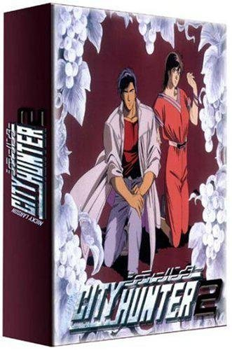 Nicky Larson/City Hunter-Saison 2-Partie 1-VO/VF-Uncut
