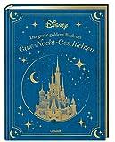 Disney: Das große goldene Buch der Gute-Nacht-Geschichten: Zauberhaftes Vorlesebuch für die ganze Familie (Die großen goldenen Bücher von Disney)