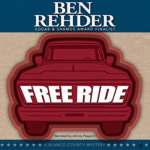 Free Ride: Blanco County Mysteries, Book 13