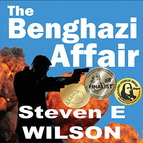 The Benghazi Affair (Stone Waverly) audiobook cover art