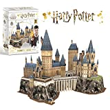 CubicFun Puzzle 3D Harry Potter Hogwarts Castillo Escuela de Brujería y Hechicería Kits de...