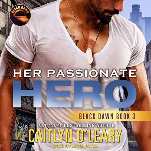 Her Passionate Hero audiobook cover art