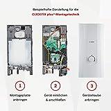 Bosch elektronischer Durchlauferhitzer Tronic Comfort Plus, 18/21 kW - 5